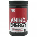 Optimum Nutrition Essential Amino Energy, Fruit Fusion, 30 Servi