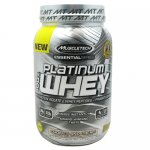 MuscleTech Essential Series 100% Platinum Whey