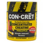 Con-Cret Concentrated Creatine Powder, Pineapple,48 Servings