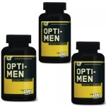Optimum Nutrition Opti-Men, 90 Tablets-3 Bottles