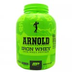 Arnold By Musclepharm Iron Whey