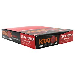 Kratos Foods Kratos Protein Beef Bar