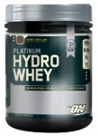 Optimum Nutrition Platinum Hydrowhey, Turbo Chocolate, 1lb.-Sale