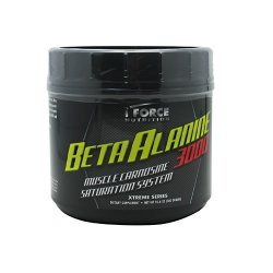 iForce Nutrition Xtreme Series Beta Alanine 3000