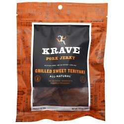 Krave Pure Foods Pork Jerky