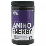 Optimum Nutrition Essential Amino Energy, Concord Grape, 30 Serv