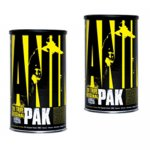 Universal Nutrition Animal Pak, 44 Packs X 2