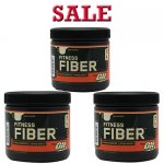 Optimum Nutrition Fitness Fiber- 3 Pack- Sale