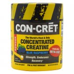 Con-Cret Concentrated Creatine Powder, Blue Raspberry, 48 Servin