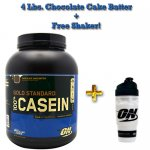 Optimum Nutrition Gold Standard 100% Casein, ChocCakeBatr-Sale