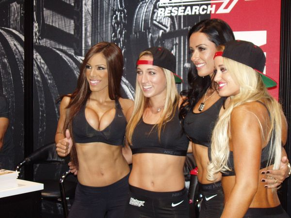 Nutrex Booth